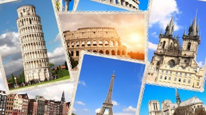 how to plan Europe trip from India